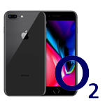 iPhone 8 Plus unlock - O2 UK