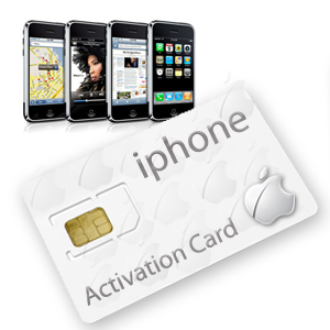iPhone Activation SIM