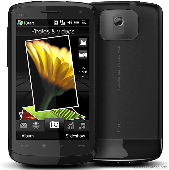 HTC Touch HD unlock code