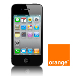 Unlock iPhone 4 Orange UK