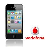 Unlock iPhone 4 Vodafone UK