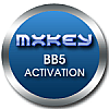 MX KEY BB5 Activation